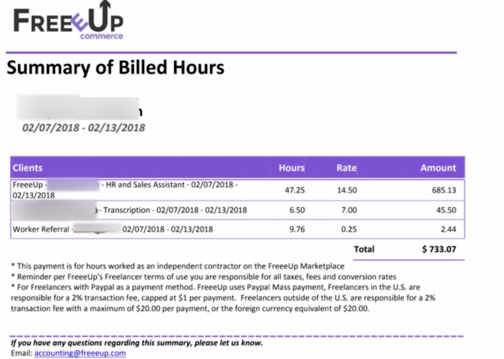 Home Based Jobs Philippines Part time / Full time - FreeeUp Review
