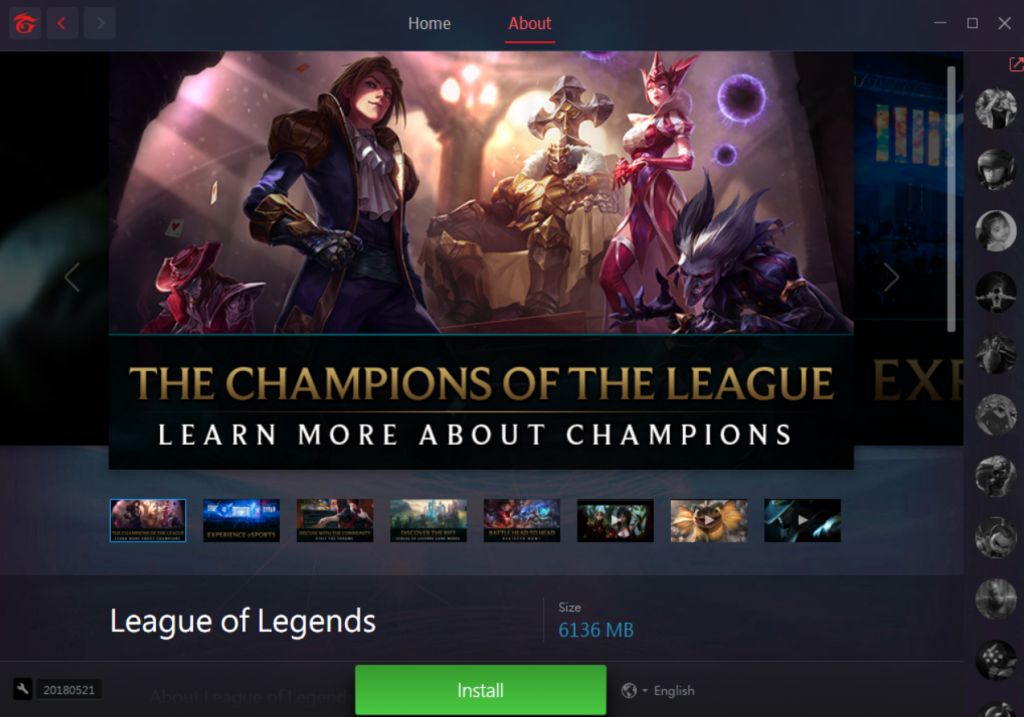 How to transfer League of Legends Philippines from one