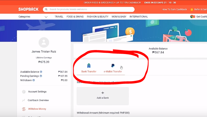 Earn Money Online Shopping Online up to 600 pesos - ShopBack
